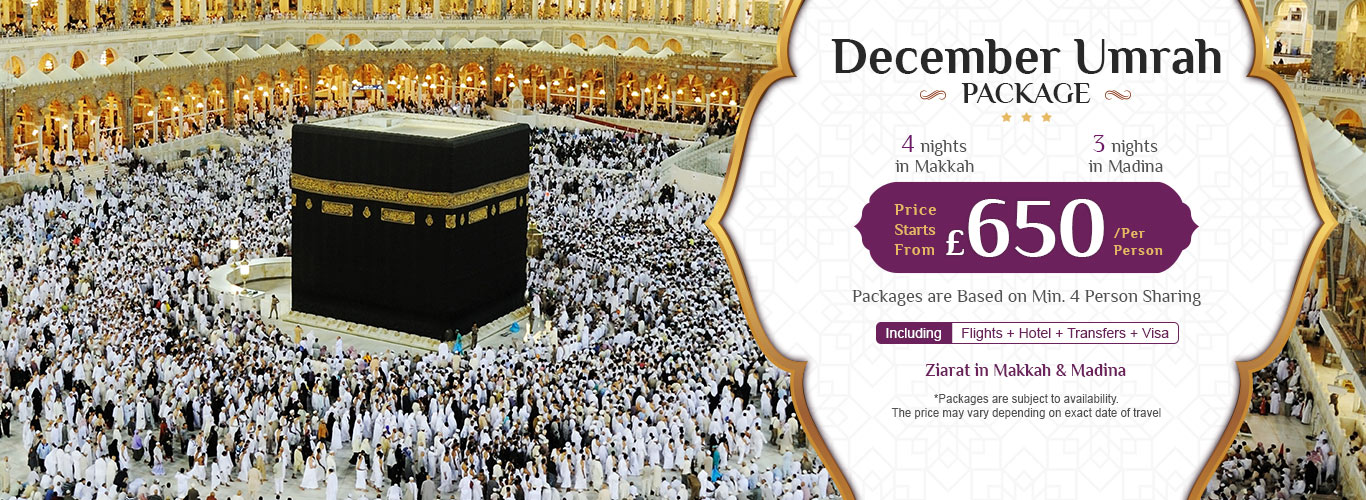 December-Umrah-Package